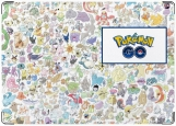 Обложка на паспорт, PST-349 pokemon