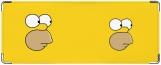 Обложка на студенческий, Homer студак