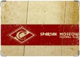 Обложка на паспорт с уголками, spartak
