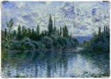 Обложка на паспорт с уголками, Monet