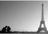 Обложка на паспорт без уголков, Загранка. Париж.