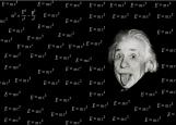 Обложка на паспорт без уголков, Эйнштейн