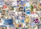 Обложка на паспорт без уголков, деньги