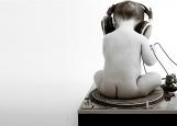 Обложка на паспорт без уголков, Ребёнок DJ