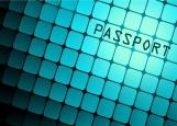 Обложка на паспорт без уголков, Квадраты