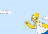 Обложка на паспорт без уголков, Гомер
