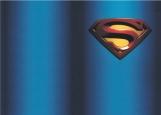 Обложка на автодокументы без уголков, Супермэн