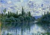 Обложка на паспорт без уголков, Monet