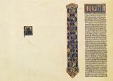 Обложка на автодокументы без уголков, Средневековая библия