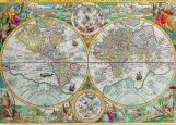 Обложка на паспорт без уголков, Карта