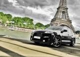 Обложка на автодокументы без уголков, Франция