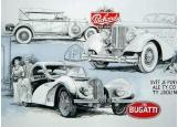 Обложка на автодокументы без уголков, Ретро автомобили