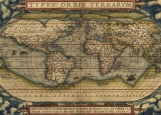 Обложка на паспорт без уголков, Old world #2
