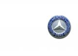 Обложка на автодокументы без уголков, Mercedes