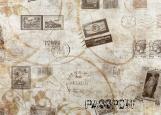 Обложка на паспорт без уголков, Марки