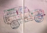 Обложка на паспорт без уголков, Печати