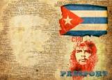 Обложка на паспорт без уголков, Куба