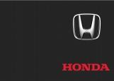 Обложка на автодокументы без уголков, Honda