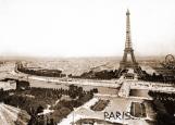 Обложка на автодокументы без уголков, Paris...