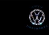 Обложка на автодокументы без уголков, Вольксваген