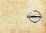Обложка на автодокументы без уголков, Nissan