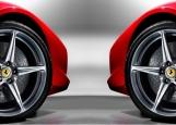 Обложка на автодокументы без уголков, красное авто