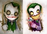 Обложка на автодокументы без уголков, Joker