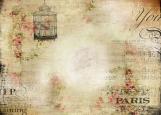 Обложка на паспорт без уголков, крафт