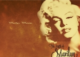 Обложка на паспорт без уголков, Мэрилин Монро