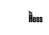 Обложка на паспорт без уголков, The Boss