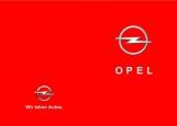 Обложка на автодокументы без уголков, opel-red