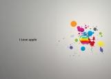 Обложка на паспорт без уголков, apple 2
